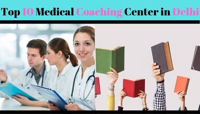 Top 10 Medical Coaching Center in Delhi