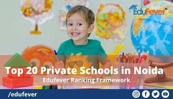Top 20 Private Schools in Noida