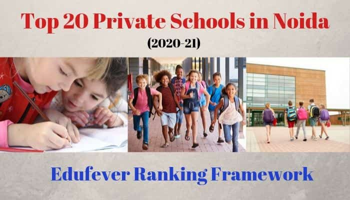Top 20 Private Schools in Noida