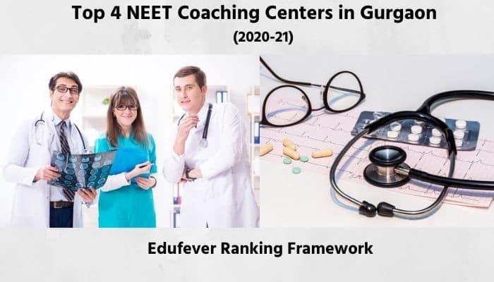 Top 4 NEET Coaching Centers in Gurgaon