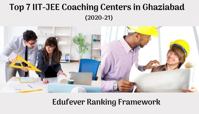 Top 7 IIT JEE Coaching Centers in Ghaziabad
