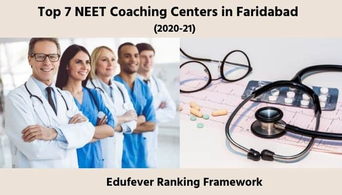 Top 7 NEET Coaching Centers in Faridabad