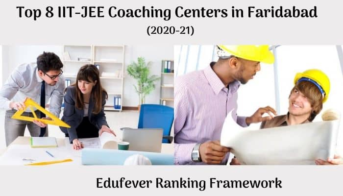Top 8 IIT JEE Coaching Center in Faridabad