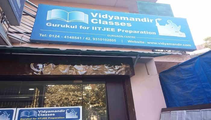 Vidyamandir Classes Gurgaon