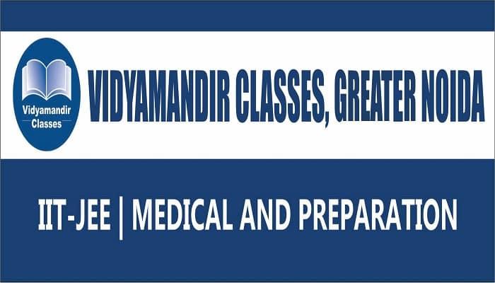 Vidymandir Classes Greater Noida