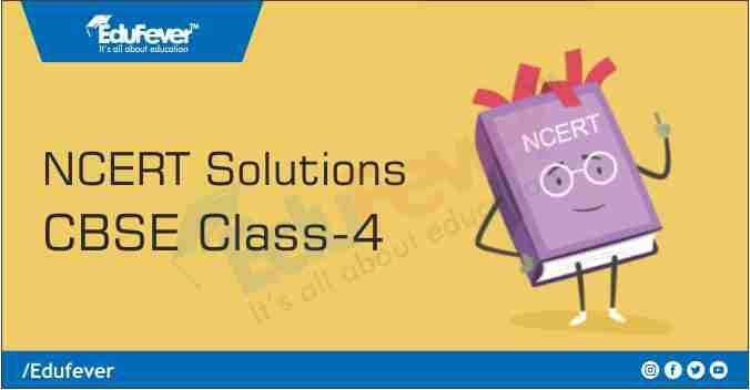 Class 4 NCERT Solution