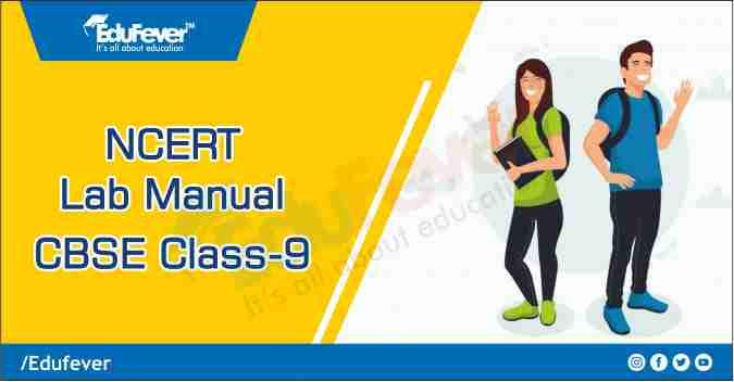 Class 9 Lab Manual