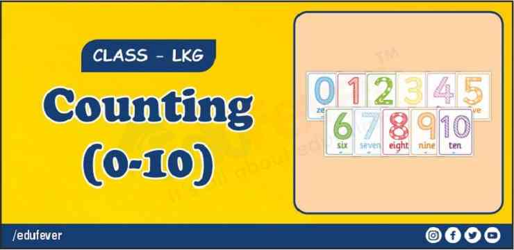 counting 0-10