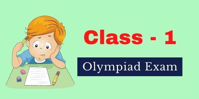 Class 1 Olympiad Exam