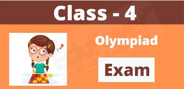 class 4 olympiad exam