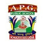 APG Public School Logo