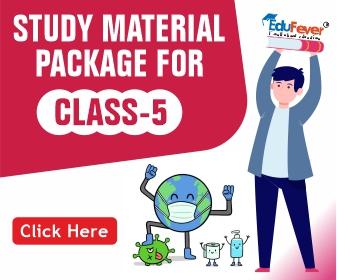 Class 5 Study Material